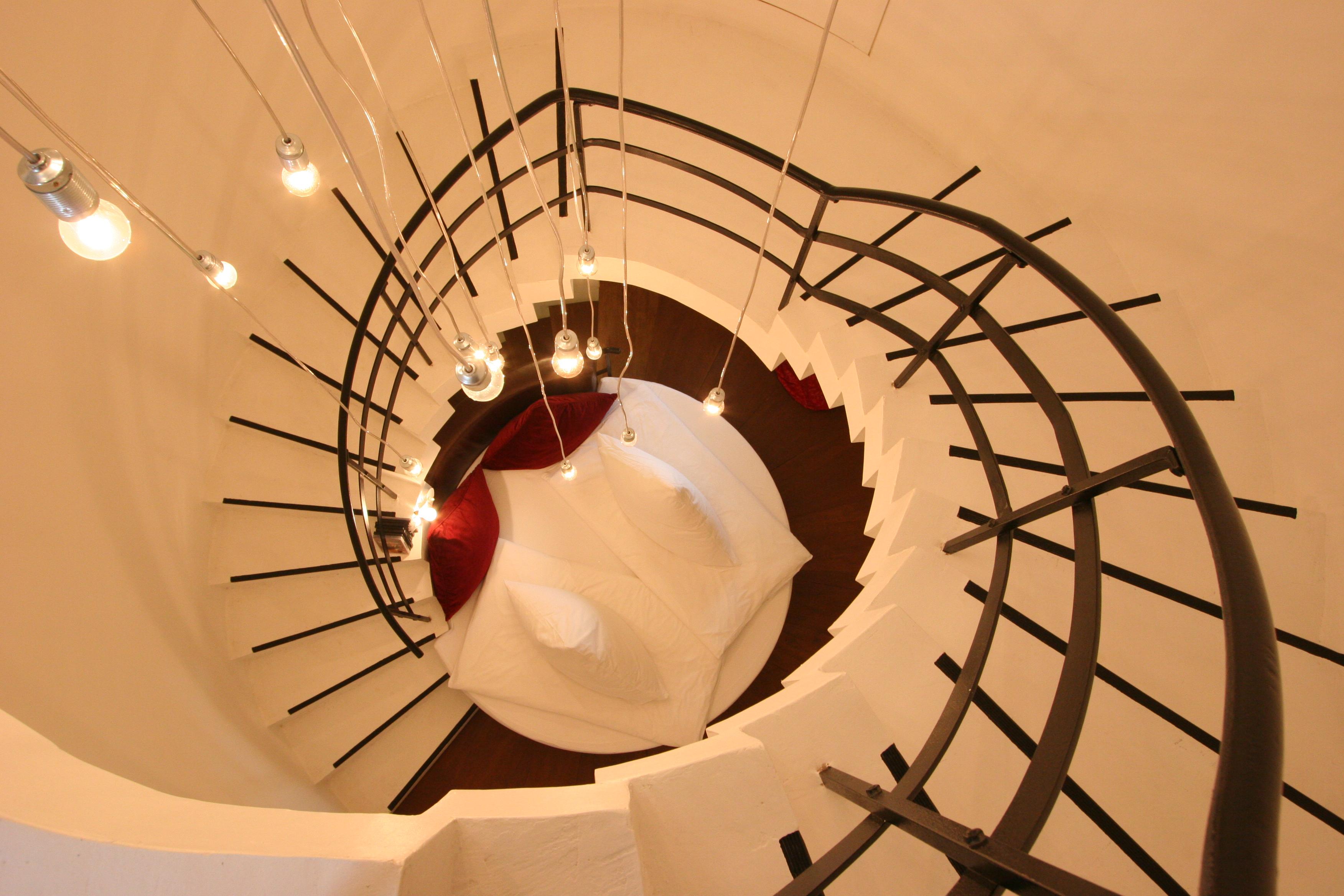 360 modernes design im lotsenturm usedom for Designhotel usedom